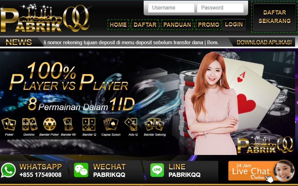 Situs Judi Qiu Qiu Online Uang Asli